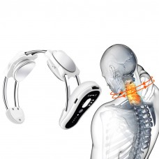 Skeleton Wireless Infrared Heating Neck Massager