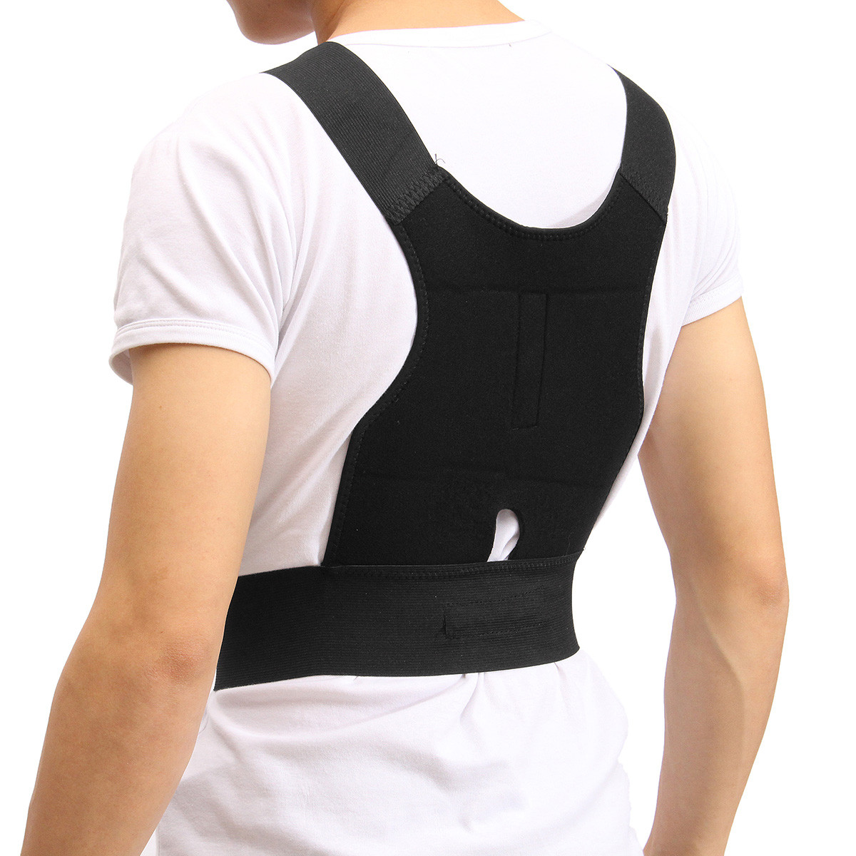 Adjustable Magnetic Posture Corrector Belt